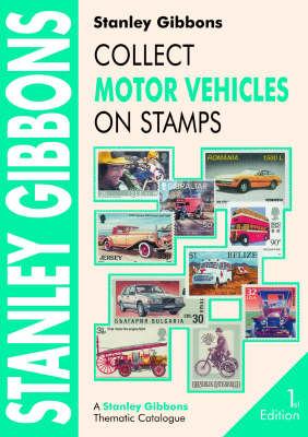 Collect Motor Vehicles on Stamps (Paperback)