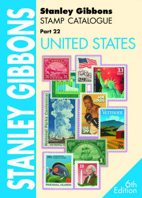Stanley Gibbons Stamp Catalogue: United States Pt. 22 (Paperback)