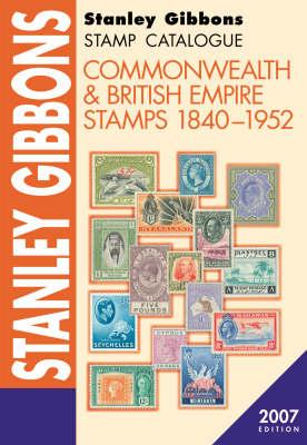 Commonwealth and British Empire 1840-1952 2007 (Hardback)