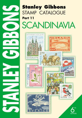 Stanley Gibbons Stamp Catalogue: Scandinavia Pt. 11 (Paperback)