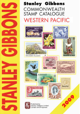 Stanley Gibbons Commonwealth Stamp Catalogue: Eastern and Western Pacific (Paperback)