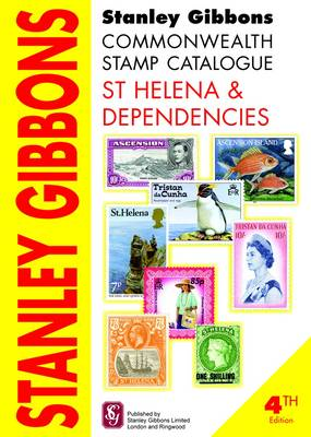 Stanley Gibbons Commonwealth Stamp Catalogue St. Helena, Ascension and Tristan Da Cunha (Paperback)