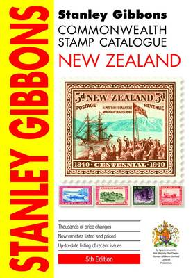 New Zealand & Dependencies - Commonwealth Comprehensive (Paperback)