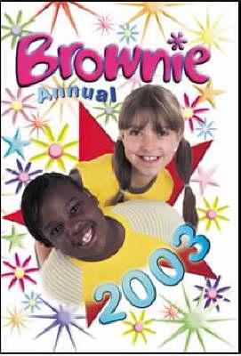 The Brownie Annual 2003 (Hardback)