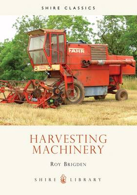 Harvesting Machinery - Shire album 234 (Paperback)