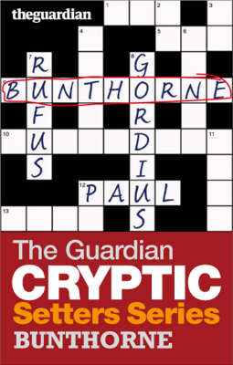 """The """"Guardian"""" Cryptic Crosswords Setters Series: Paul (Paperback)"""