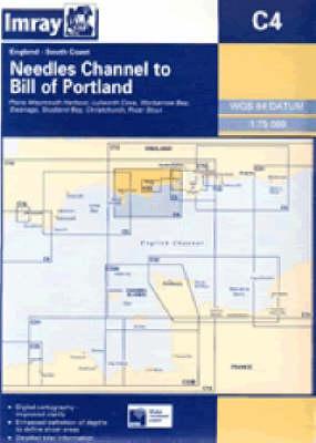 Needles Channel to Bill of Portland (Sheet map)