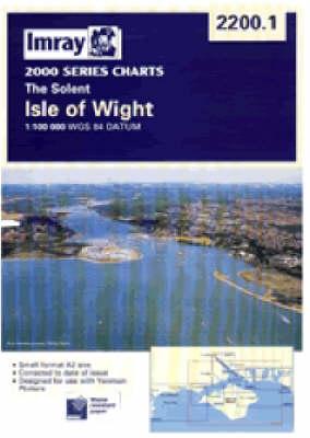 Isle of Wight 2006 - Imray 2000 S. 2200.1 (Sheet map)