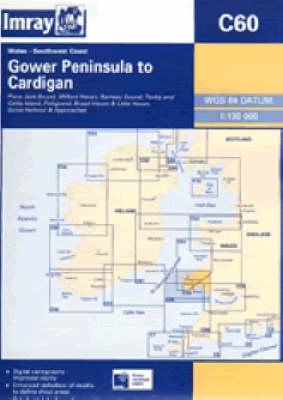 Imray Chart C60 2006: Southwest Coast of Wales - Imray C.Chart C60 (Sheet map, folded)
