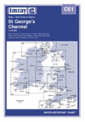 St George's Channel 2006 - Imray C.Chart C61 (Sheet map, folded)