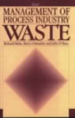 Management of Waste in the Process Industries (Hardback)