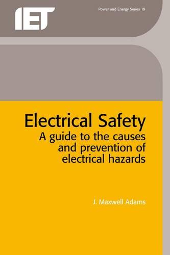 Electrical Safety: A guide to causes and prevention of hazards - Energy Engineering (Hardback)