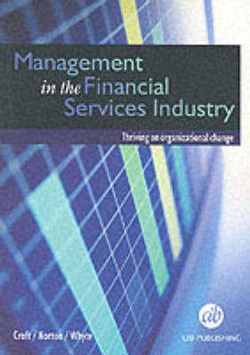 Management in the Financial Services Industry (Paperback)