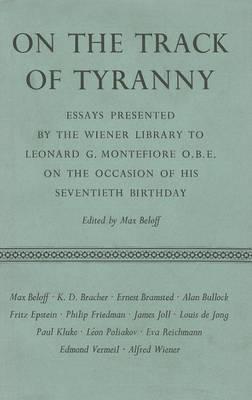 On The Track Of Tyranny (Hardback)