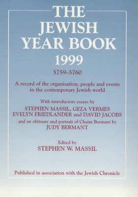 The Jewish Year Book 1999 (Hardback)