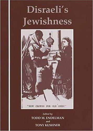Disraeli's Jewishness - Parkes-Wiener Series on Jewish Studies (Paperback)