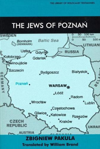 The Jews of Poznan - Library of Holocaust Testimonies (Paperback)