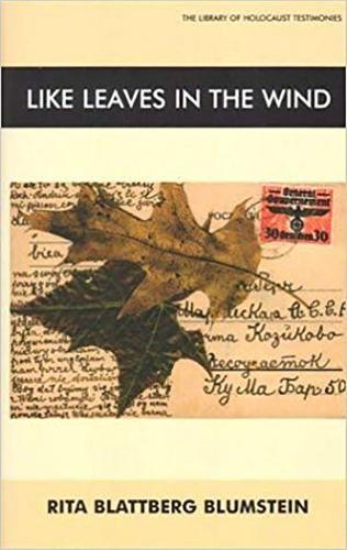 Like Leaves in the Wind - Library of Holocaust Testimonies (Paperback)