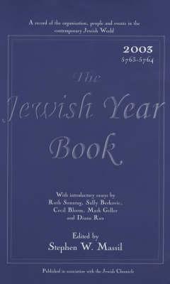The Jewish Year Book 2003 (Hardback)