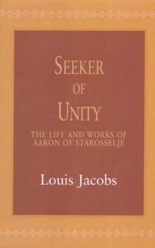 Seeker of Unity (Paperback)