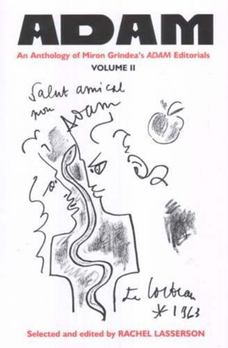 ADAM: v. 2: An Anthology of Miron Grindea's ADAM Editorials (Paperback)