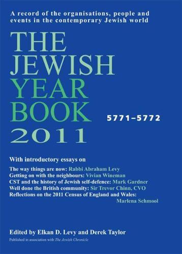 Jewish Year Book 2011 - Jewish Year Book (Hardback)
