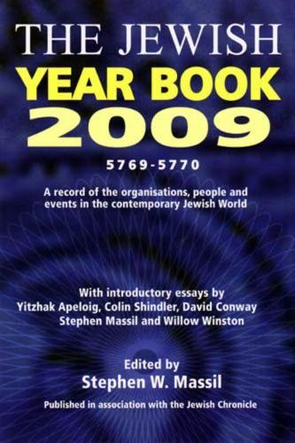 Jewish Year Book 2009 (Hardback)