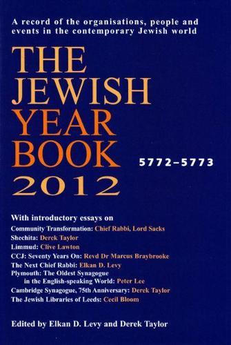 The Jewish Year Book 2012 (Hardback)
