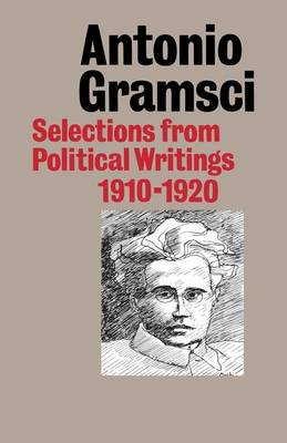 Selections from Political Writings 1910-20 (Paperback)