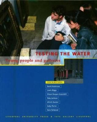 Testing the Water: Young People and Galleries (Paperback)