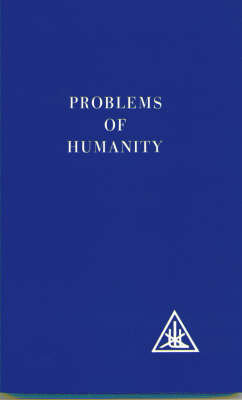 Problems of Humanity (Paperback)
