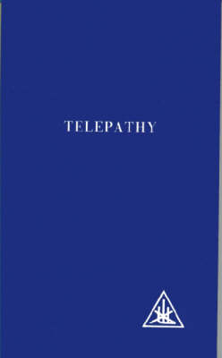 Telepathy and Etheric Vehicle (Paperback)