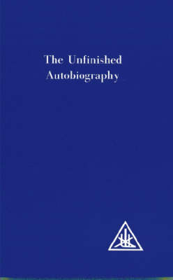 The Unfinished Autobiography (Paperback)