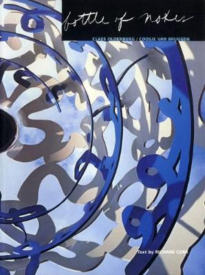Bottle of Notes: Claes Oldenburg/Coosje van Bruggen (Paperback)