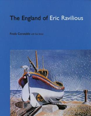 The England of Eric Ravilious (Paperback)
