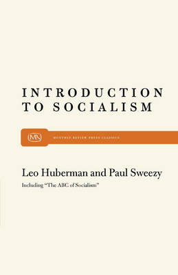 Introduction to Socialism (Paperback)