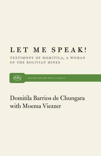 Let ME Speak (Paperback)
