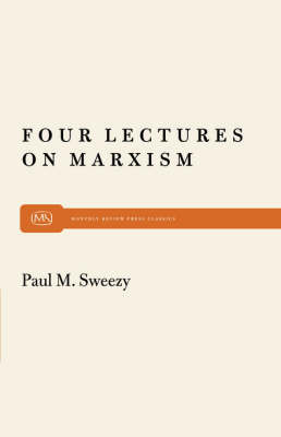 Four Lectures on Marxism (Paperback)