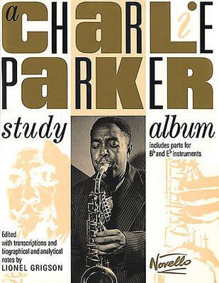 A Charlie Parker Study Album (Paperback)