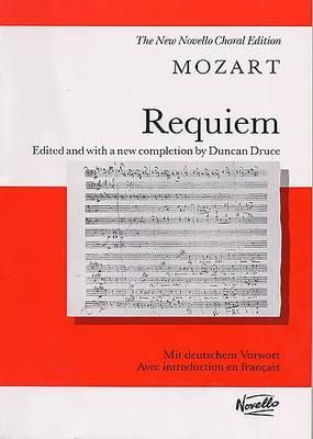 W.A. Mozart: Requiem K.626 (Vocal Score) (Paperback)