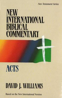 Acts - New International Biblical Commentary New Testament 05 (Paperback)