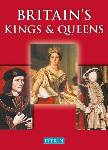 Britain's Kings & Queens (Paperback)