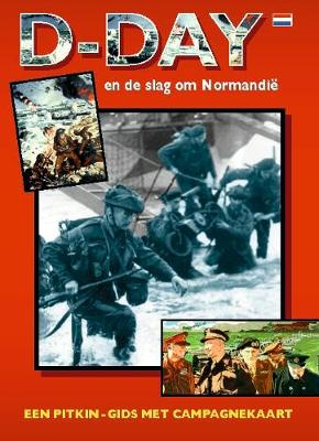 D-Day and the Battle of Normandy - Dutch (Paperback)