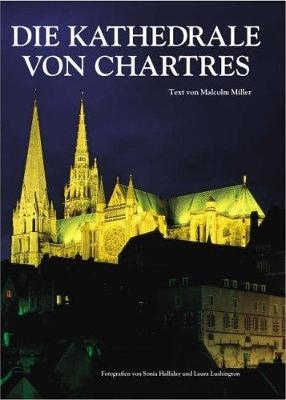 Chartres Cathedral HB - German (Paperback)