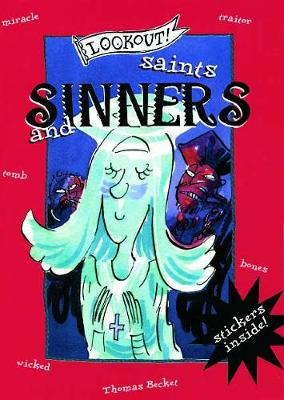 Lookout! Cathedrals: Saints & Sinners (Paperback)