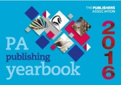 PA Publishing Yearbook 2016 (Paperback)