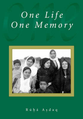 One Life, One Memory (Paperback)