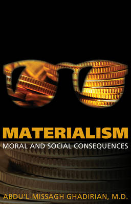 Materialism: Moral and Social Perspectives (Paperback)