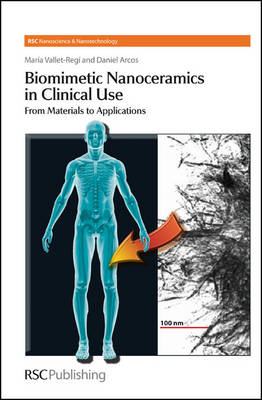 Biomimetic Nanoceramics in Clinical Use: From Materials to Applications - Nanoscience (Hardback)