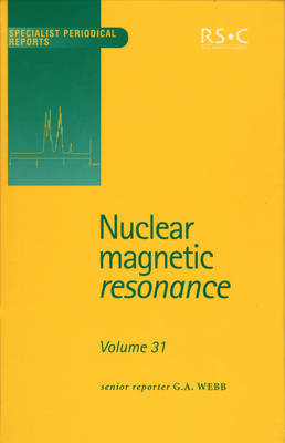 Nuclear Magnetic Resonance: Volume 31 - Specialist Periodical Reports (Hardback)